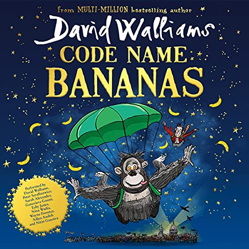 Code Name Bananas cover art
