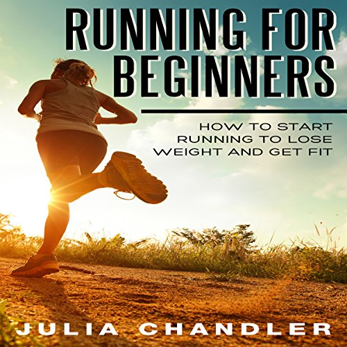 Running for Beginners audiobook cover art