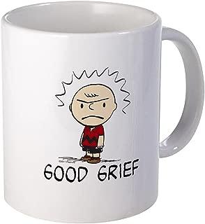 CafePress Good Grief Mugs Unique Coffee Mug, Coffee Cup