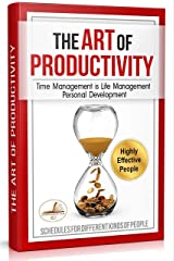 The Art of Productivity: Time Management is Life Management. Personal Development & Setting Goals PLUS Monthly Calendar Planners (English Edition) eBook Kindle