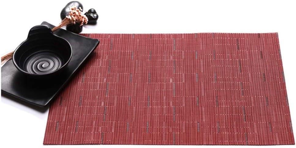 Non-Slip Placemats 5PCS LOT European San Diego Mall Non Western online shop Style