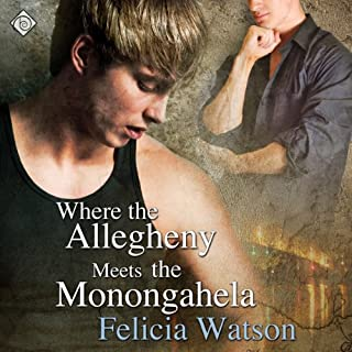 Where the Allegheny Meets the Monongahela audiobook cover art