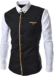 b7f1eae6 Blacks Men's Shirts: Buy Blacks Men's Shirts online at best prices ...