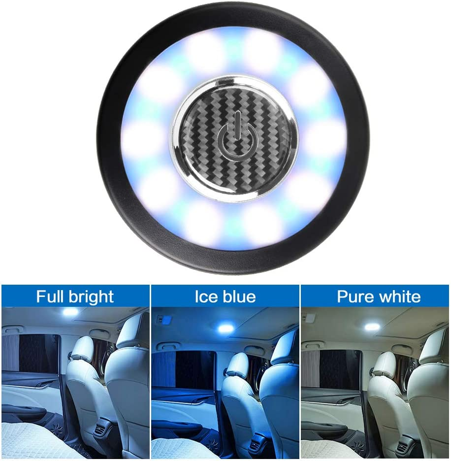 Teguangmei Auto Car Interior Ceiling Fixture Max Brand new 67% OFF wit Light Dome Roof