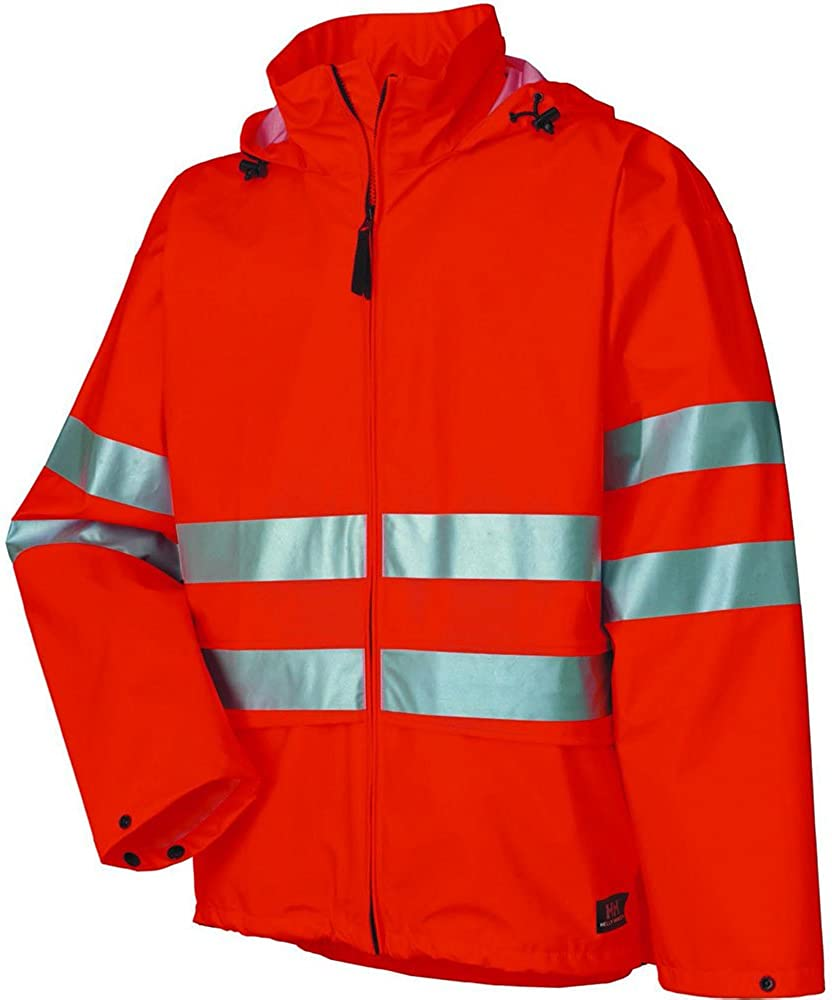Helly Hansen Workwear Men's Narvik High Visibility Jacket with CSA