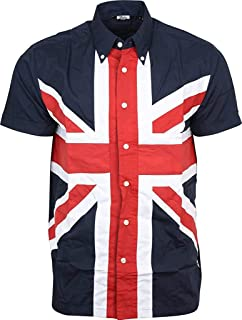 Adultes Homme Femme Angleterre Union Jack Taille Unique Tête Écharpe Cou Cravate Bandana drapeau