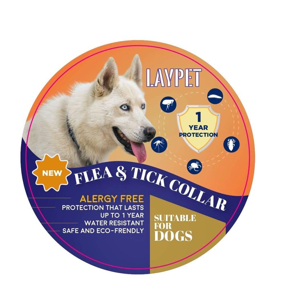 Laypet Flea Tick Control Collar