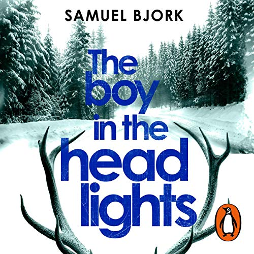 The Boy in the Headlights audiobook cover art
