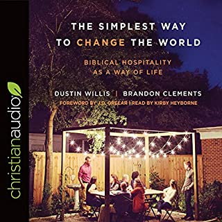 The Simplest Way to Change the World audiobook cover art