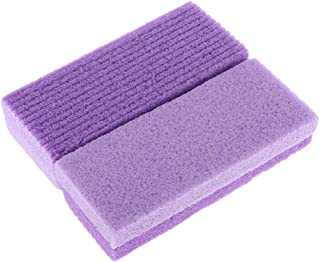 Blesiya Pumice Stone Foot Scrubber for Dirty Summer Feet, Pack of 6