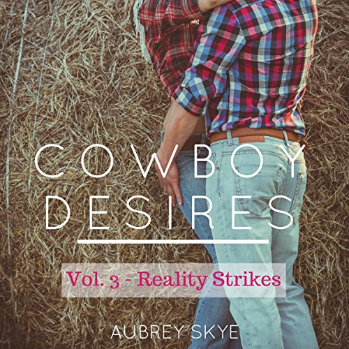 Reality Strikes audiobook cover art