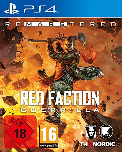 Red Faction Guerrilla Re-Mars-tered - PlayStation 4 [Importación alemana]