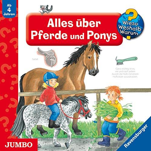Alles über Pferde und Ponys Titelbild