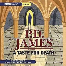 A Taste For Death: Inspector Adam Dalgliesh Series, Book 7 (Dramatised)