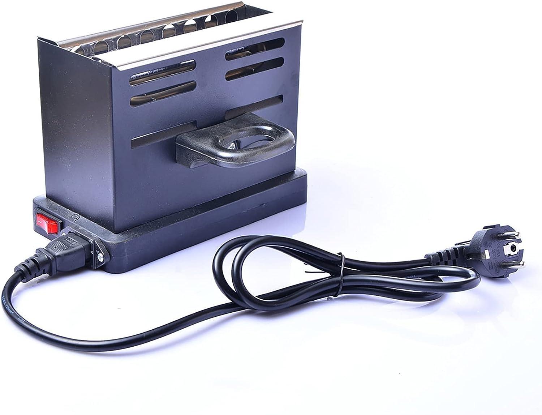 Quemadores De Carbón Para Cachimba De Primera Calidad,800 Vatios Eléctrico Multiusos Protección Contra Sobrecalentamiento Shisha Punto De Estufa Dispositivo Accesori