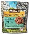 Mariani Nut Company Almonds Roasted and Sea Salt Stand Up Ziplock, 6 oz