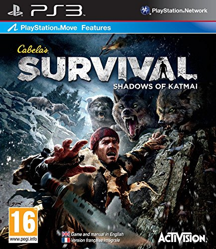 Cabela's survival : shadows of Katmai [Edizione: Francia]
