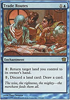 Magic: the Gathering - Trade Routes - Ninth Edition