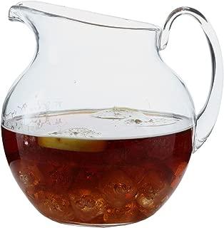 clear glass kool aid pitcher