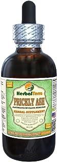 Sponsored Ad - Prickly Ash (Zanthoxylum Clava-herculis) Glycerite, Dried Bark Alcohol-Free Liquid Extract 2 oz
