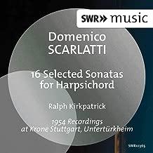 D. Scarlatti: 16 Selected Sonatas for Harpsichord