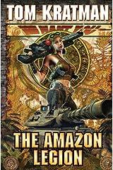 The Amazon Legion (Carerra Series Book 4) Kindle Edition