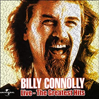Billy Connolly cover art