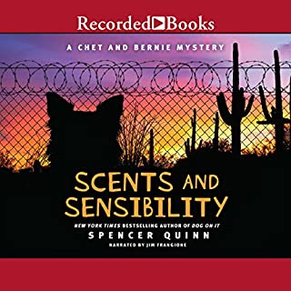 Scents and Sensibility audiobook cover art