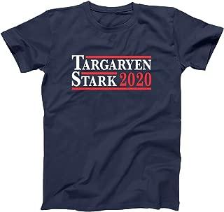 Targaryen and Stark for President 2020 Election GoT Thrones Mens Shirt