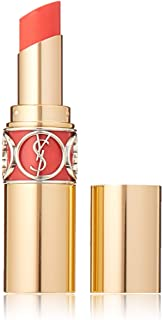 Yves Saint Laurent Rouge Volupte Shine Lipstick No.12 Corail Incandescent for Women, 4.25 gram