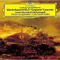Beethoven: Piano Concerto No.5 by Carlo Maria Giulini (2014-02-26)