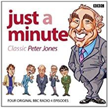 Just a Minute: Peter Jones Classics (Radio Collection) of unknown on 23 February 2012