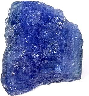 EMARTWALA Blue Tanzanite Gemstone 58.70Ct Genuine Tanzania Mines Uncut Quality Rough