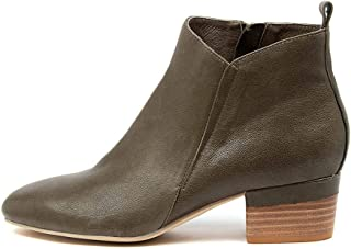 diana ferrari GIPPA-DF Womens Shoes Block Heel Boots Ankle Boots