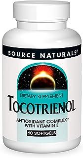 Source Naturals Tocotrienol - Antioxidant Complex With Vitamin E- 60 Softgels