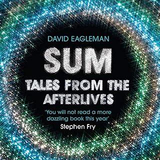 Sum audiobook cover art