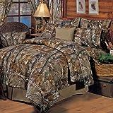 Realtree Queen Comforter Sets