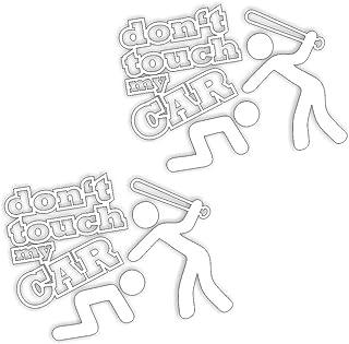 Suchergebnis Auf Für Dont Touch My Car Aufkleber Auto Motorrad