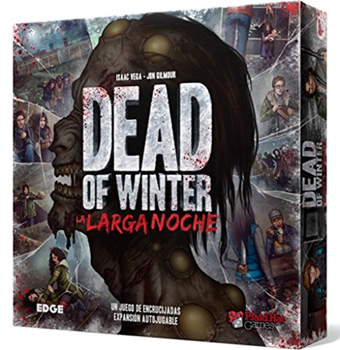 Edge Entertainment Dead of Winter - La Larga Noche, Juego de Mesa EDGX