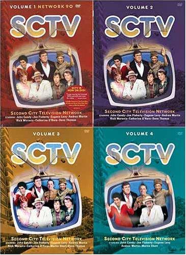SCTV: Volumes 1-4