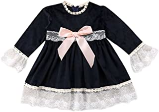 Sanyalei❤ Girls Sequins Tutu Cat Print Princess Dresses Clothes for 2-6 Years