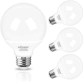 Explore light bulbs for makeup