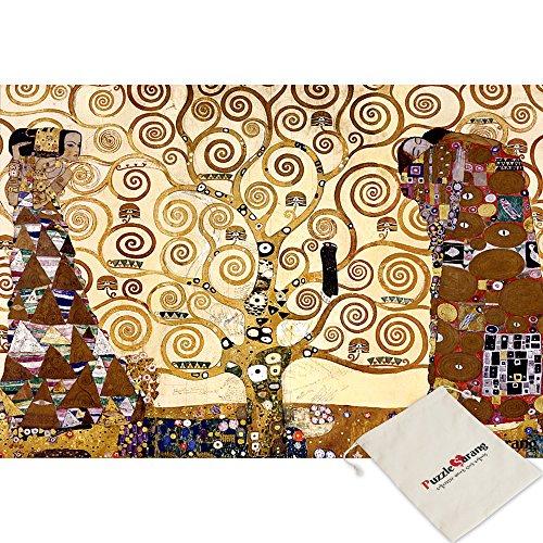 Puzzle Life L'Albero Della Vita - Gustav Klimt - 150 Piece Jigsaw Puzzle