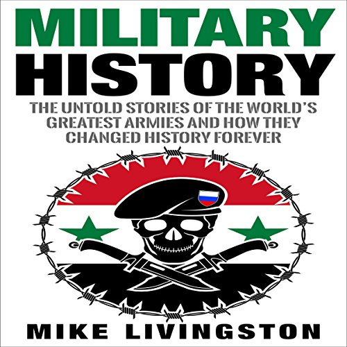 Military History audiobook cover art