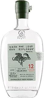 Mezcal Artesanal Premium The Lost Explorer   Agave Salmiana 100%   Botella de 75cl   42% ABV   Ganador de premios