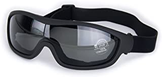 Sponsored Ad - Viriber Motorcycle Goggles Bike Goggles UV Protective Outdoor Glasses Dust-proof Protective Combat Goggles ...
