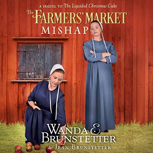 The Farmers' Market Mishap audiobook cover art