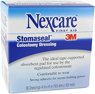 Nexcare Stomaseal Colostomy Dressing (4x4