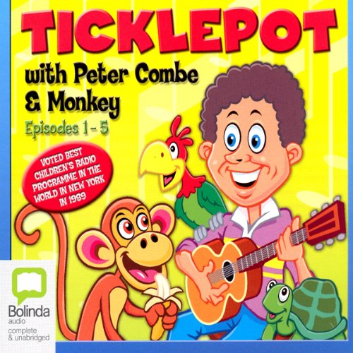 Ticklepot Episodes 1-5                   By:                                                                                                                                 Peter Combe                               Narrated by:                                                                                                                                 uncredited                      Length: 49 mins     1 rating     Overall 5.0
