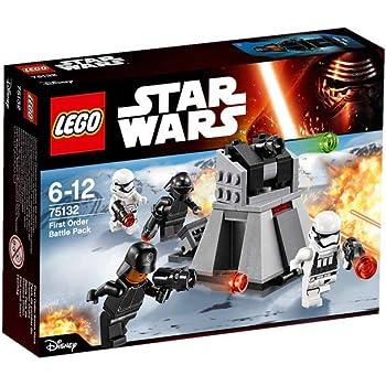 """レゴ (LEGO) スター・ウォーズ バトルパック""""ファースト・オーダー"""" 75132"""